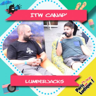 Paris Est Ludique 2018 – Interview Lumberjacks Studio