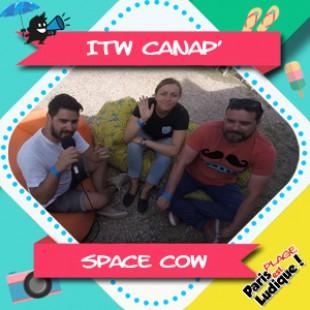 Paris Est Ludique 2018 – Interview Space Cow