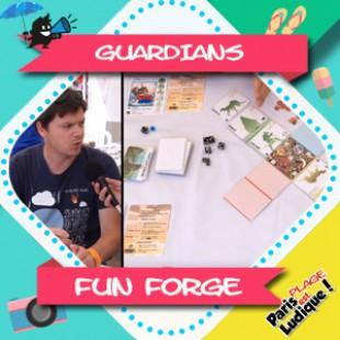 Paris Est Ludique 2018 – Guardians – Fun Forge