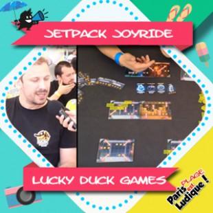 Paris Est Ludique 2018 – Jetpack Joyride – Lucky Duck Games