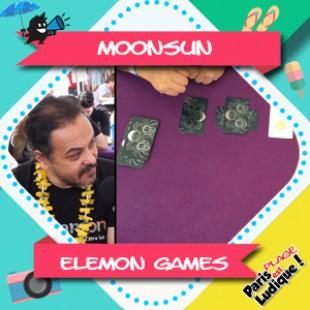 Paris Est Ludique 2018 – Moonsun – Elemon Games