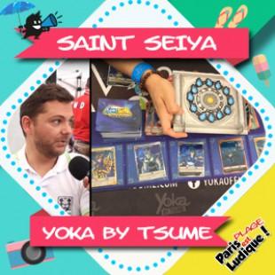 Paris Est Ludique 2018 – Saint Seiya – le jeu de deckbuilding – Yoka By Tsume