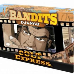 Colt Express – Bandits : Django