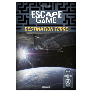 Escape game 8 Destination Terre