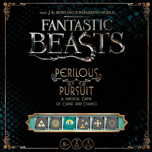 fantastic beasts jeu