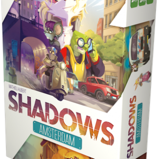 Le test de Shadows Amsterdam