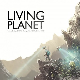 Living planet : Apocataclysme now !
