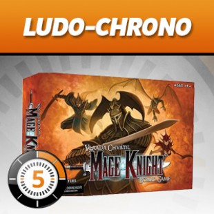 LUDOCHRONO – Mage Knight