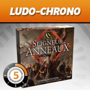 LUDOCHRONO – Le Seigneur des Anneaux – Confrontation