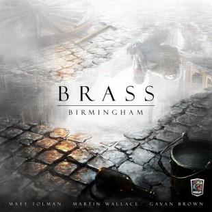 Brass- Birmingham