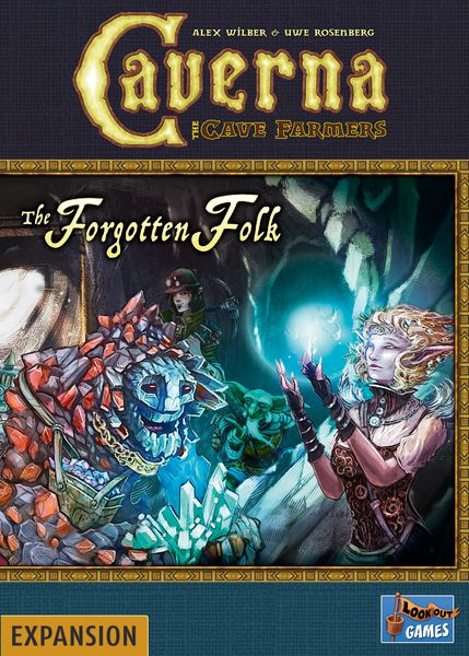 caverna extension the forgotten folk