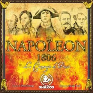 Napoléon 1806 : le wargame à l'assaut du public J2S