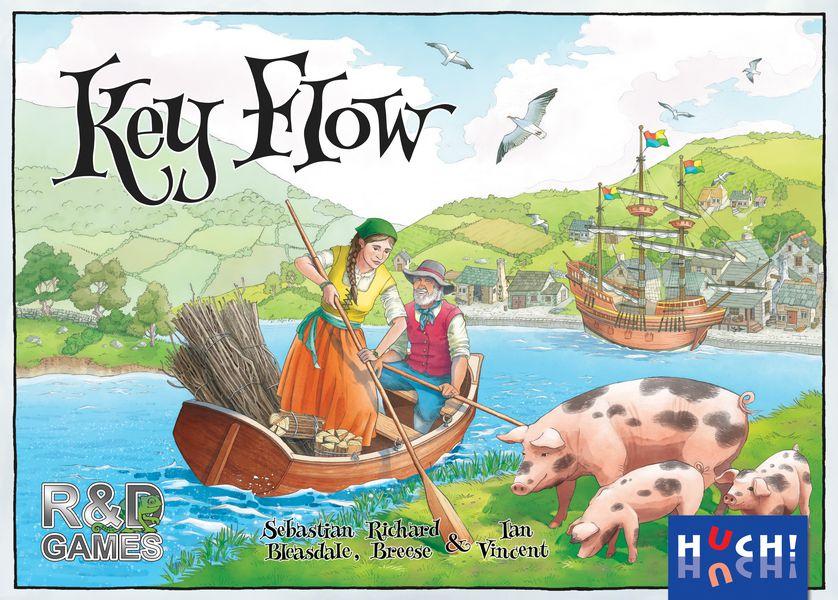 key flow jeu