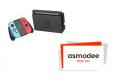 Asmodee sur Switch, après Carcassonne, d'autres titres annoncés