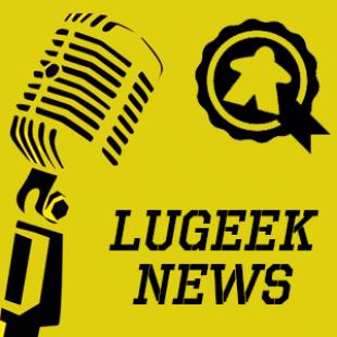 [LUGEEK NEWS #81] CETTE SEMAINE EN 5 MINUTES (01/10/2018)