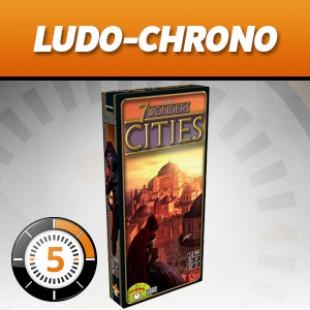 LUDOCHRONO – 7 Wonders Cities