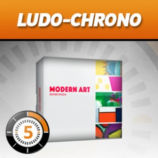 LUDOCHRONO – Modern art (2017)