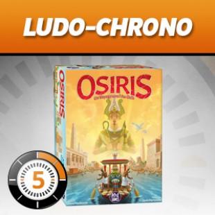 LUDOCHRONO – Osiris