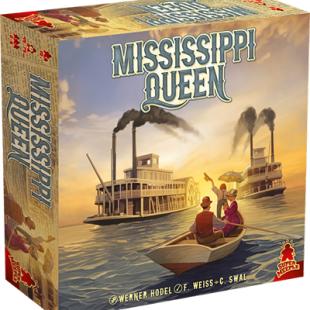Mississippi Queen (2019)