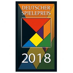 Deutscher Spielepreis 2018 : Un prix entaché ?