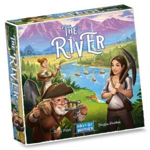 The River : Et au milieu coule une rivière