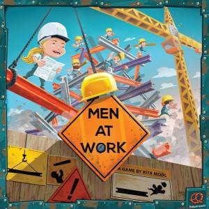 men at work cover