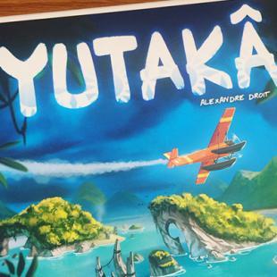 YUTAKA, à la chasse aux trésors
