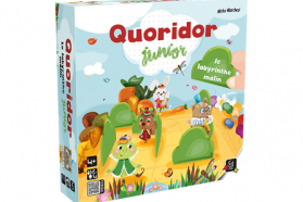 Quoridor, version Junior