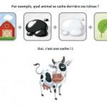 Concempt Kids Animaux-Materiel-Jeu-de-societe-ludovox
