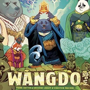 Wangdo L'ours coréen
