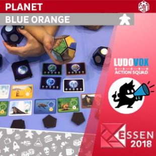 Essen 2018 – Planet – Blue Orange
