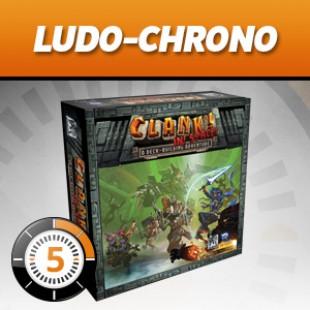LUDOCHRONO – Clank! – Dans l'Espace !