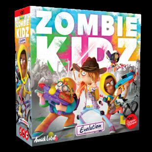 Le test de Zombie Kidz Évolution