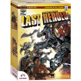 [ITW] Toute l'histoire derrière… Last Heroes