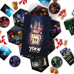 Yokai : City of crime. Couinements dans les bas fonds
