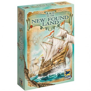 Race to the New Found Land : rendez-vous en terres inconnues ?