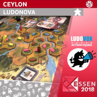 Essen 2018 – Ceylon – Ludonova – VOSTFR