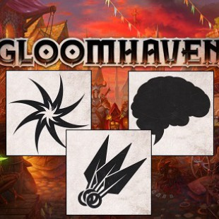 Introduction aux classes de départ de Gloomhaven, 2nde partie