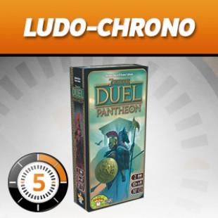 LUDOCHRONO – 7 Wonders Duel : Pantheon