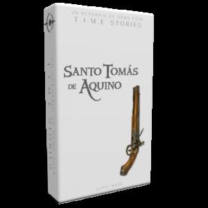 Santo Tomas de Aquino T.I.M.E tories-Couv-Jeu-de-societe-ludovox