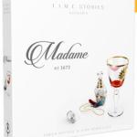 T.I.M.E Stories Madame-Couv-Jeu-de-societe-ludovox