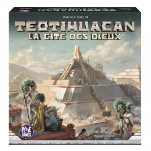 Le test de Teotihuacan City of Gods