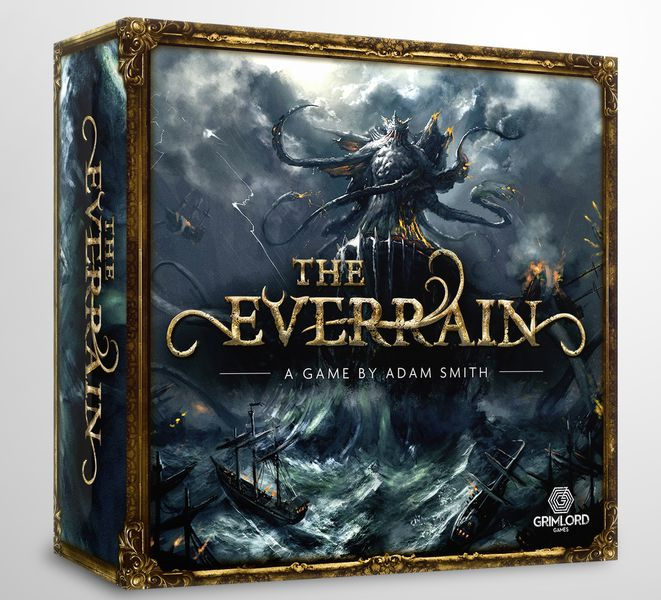 The Everrain jeu