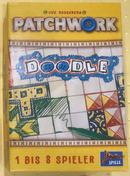 patchwork doodle cover