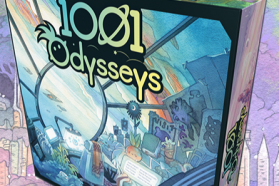 1001 Odysseys, Tales of interstellar Nights