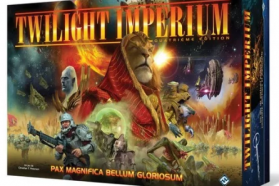 Twilight Imperium 4e Édition en approche
