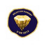 Le prix du diamant d'or 2019