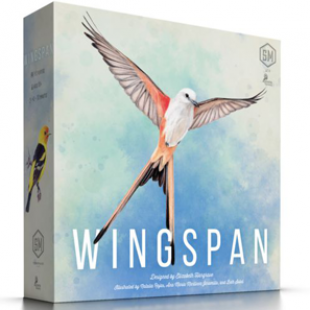 Wingspan, le nouveau Stonemaier Games