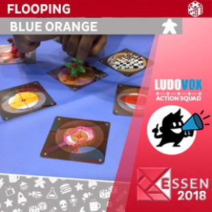 Essen 2018 – Flooping – Blue Orange