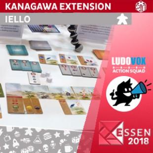 Essen 2018 – Kanagawa Extension – IELLO
